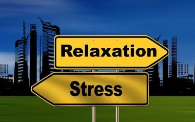 Stress! Hoe kom je er van af?